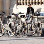 Vélib à Paris