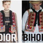 """Quand Dior, en les """"copiant"""", fait les beaux jours des artisans roumains (C1)"""
